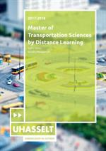 Master Of Transportation Sciences by Distance Learning