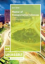 Master Of Transportation Sciences