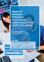 Master of Statistics - On campus/Distance learning programme