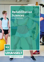 Rehabilitation Sciences (bachelor and master)
