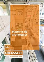Master in de architectuur
