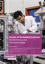 Master Degree of Biomedical Sciences - Bioelectronics & Nanotechnology