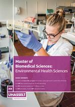 Master Degree of Biomedical Sciences - Environmental Health Sciences