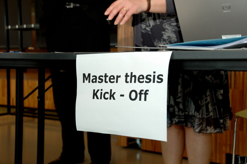 Master Thesis In Sweden 2012