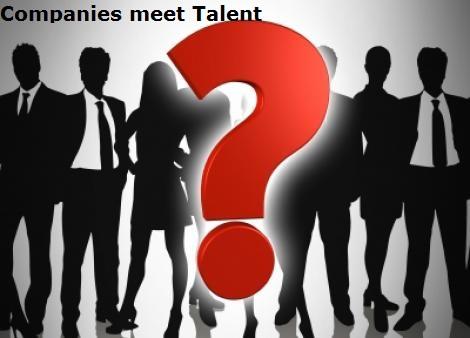 companies meet talent